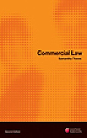 Cover of Commercial Law - Second Edition