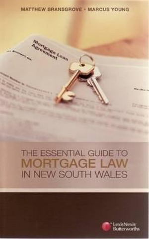 Cover of The Essential Guide to Mortgage Law in New South Wales