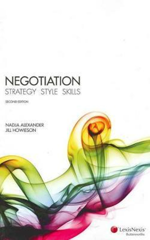 Cover of Negotiation: Strategy Style Skills - Second Edition