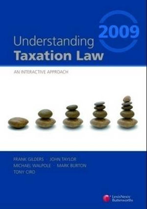 Cover of Understanding Taxation Law