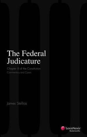 Cover of The Federal Judicature: Chapter III of the Constitution