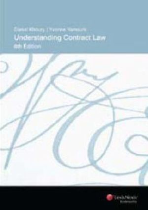 Cover of Understanding Contract Law - 8th Edition