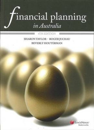Cover of Financial Planning in Australia - Fourth Edition