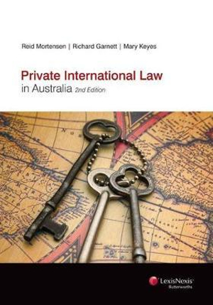Cover of Private International Law - 2nd Edition