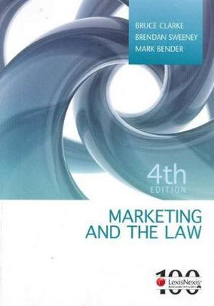 Cover of Marketing and the Law, 4th Edition
