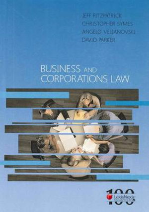 Cover of Business and Corporations Law