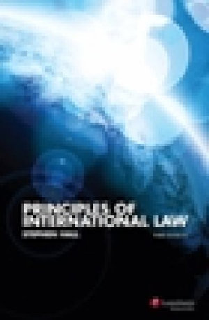 Cover of Principles of International Law (previously Butterworths Tutorial Series)