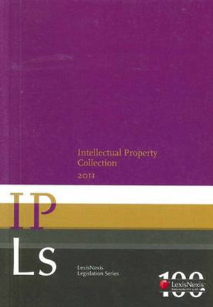 Cover of LexisNexis Intellectual Property Collection 2010-11