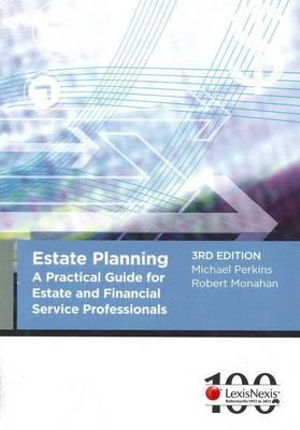 Cover of Estate Planning
