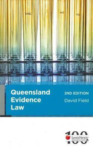 Cover of Queensland Evidence Law - 2nd Edition