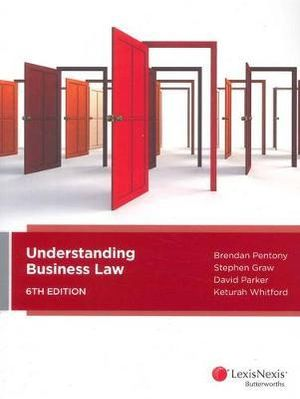 Cover of Understanding Business Law, 6th Edition