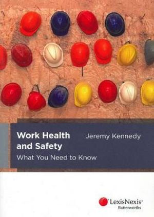 Cover of Work Health and Safety