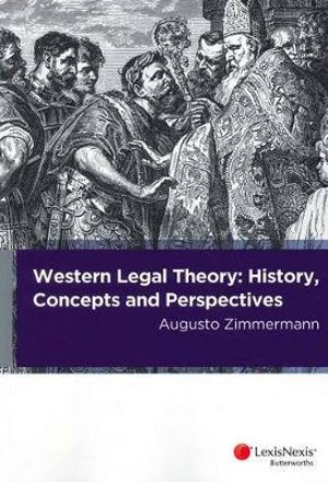 Cover of Western Legal Theory