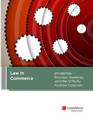Cover of Law in Commerce