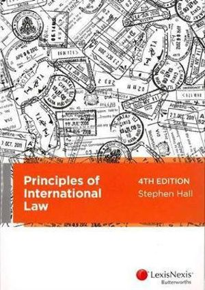 Cover of Principles of International Law