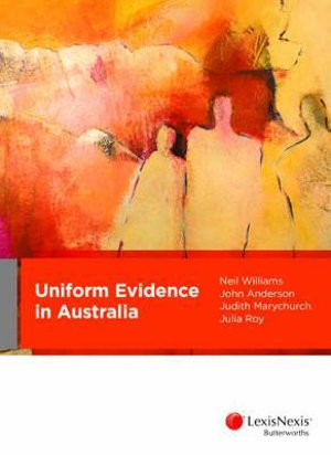 Cover of Uniform Evidence in Australia