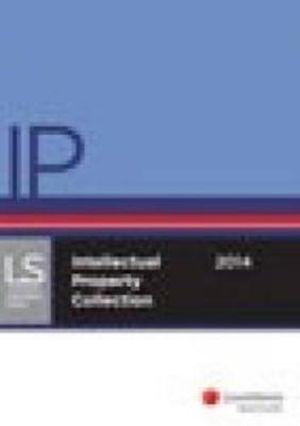 Cover of LexisNexis Intellectual Property Collection 2014