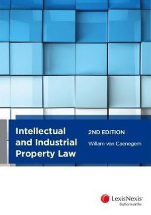 Cover of Intellectual and Industrial Property Law