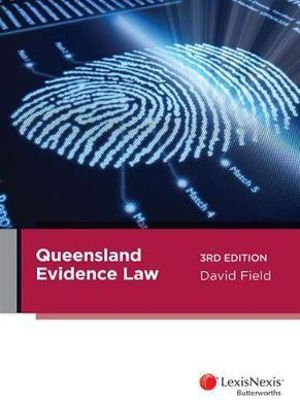 Cover of Queensland Evidence Law