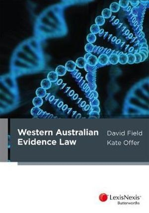 Cover of Western Australian Evidence Law