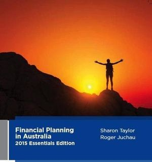 Cover of Financial Planning in Australia