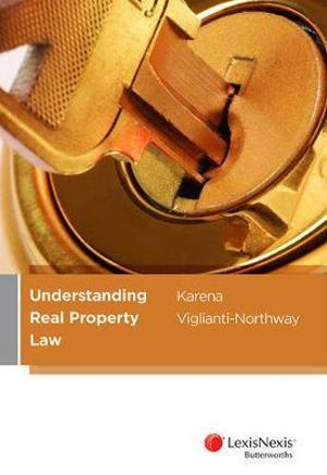 Cover of Understanding Real Property Law
