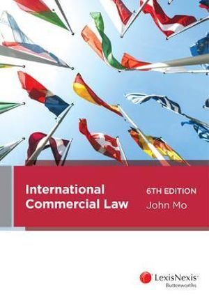 Cover of International Commercial Law, 6th Edition