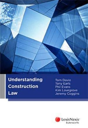 Cover of Understanding Construction Law