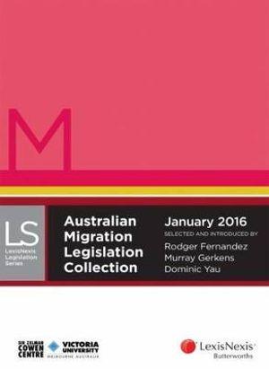 Cover of Australian Migration Legislation Collection