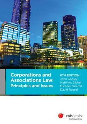 Cover of Corporations and Associations Law