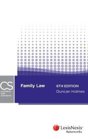 Cover of LexisNexis Case Summaries