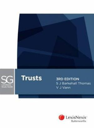 Cover of Trusts