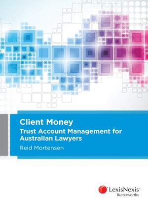 Cover of Client Money