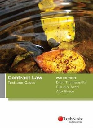 Cover of Contract Law - Text and Cases, 2nd Edition