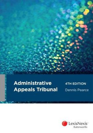 Cover of Administrative Appeals Tribunal