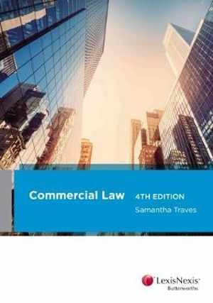 Cover of Commercial Law 4th Edition