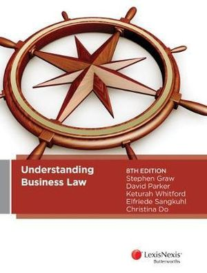Cover of Understanding Business Law, 8th Edition