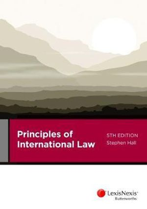 Cover of Principles of International Law, 5th Edition