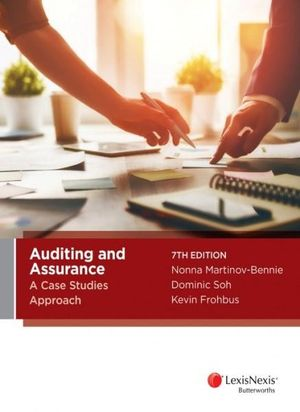 Cover of Auditing and Assurance