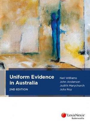 Cover of Uniform Evidence in Australia