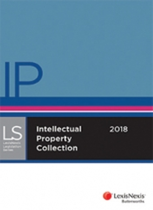 Cover of INTELLECTUAL PROPERTY COLLECTION 2018