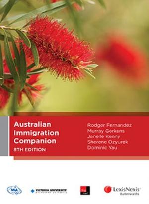Cover of AUSTRALIAN IMMIGRATION COMPANION.