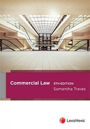Cover of COMMERCIAL LAW, 5TH EDITION.