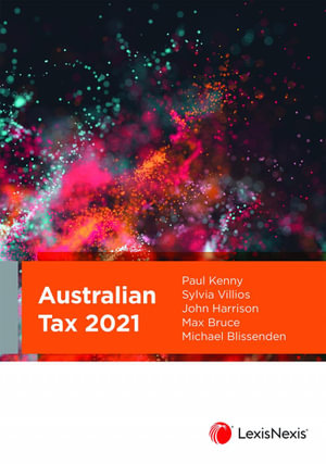 Cover of AUSTRALIAN TAX 2021