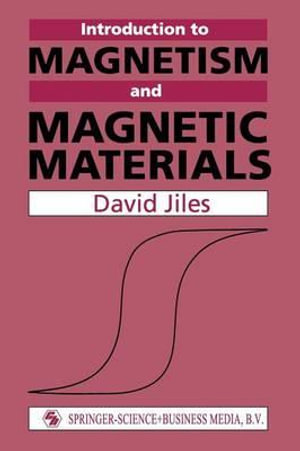 Cover of Introduction to magnetism and magnetic materials