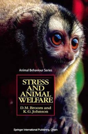 Cover of Stress and Animal Welfare