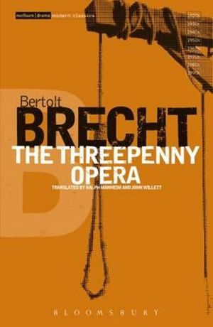Cover of The Threepenny Opera