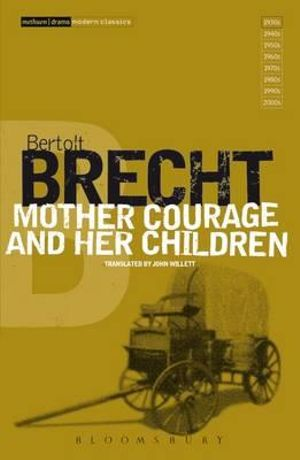 Cover of Mother Courage and Her Children Modern Plays