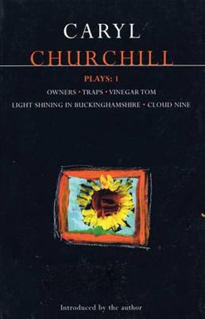 Cover of Churchill Plays: 1
