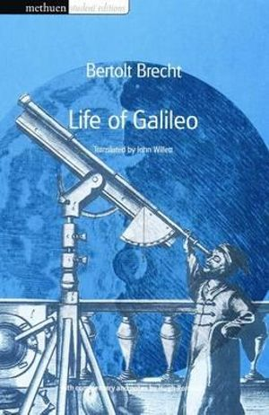 Cover of The Life Of Galileo